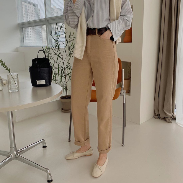 Xin giới thiệu đến chị em kiểu giày búp bê hot nhất lúc này, diện với quần jeans hay váy vóc cũng đều đẹp mê - Ảnh 6.