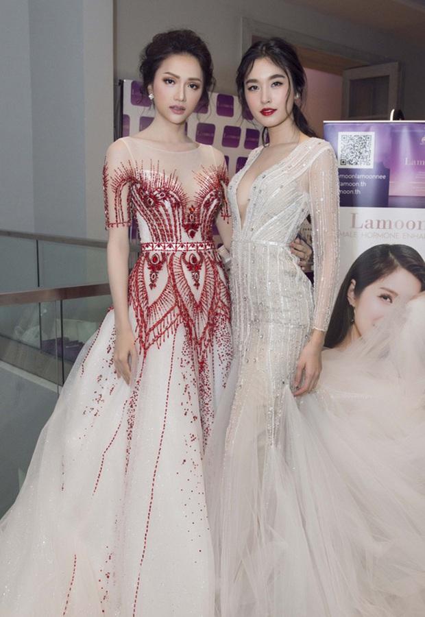 Vừa úp mở bạn trai, Hương Giang đã chuẩn bị đến Thái Lan hội ngộ Nong Poy làm giám khảo Hoa hậu Chuyển giới - Ảnh 3.
