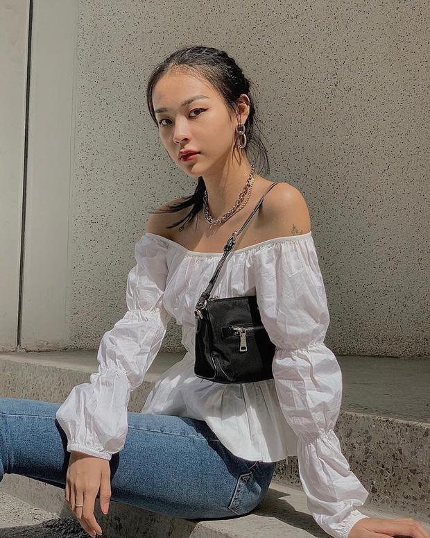 Độ sexy thì có thể ngang ngửa nhưng xét về độ chịu chi khi vung gần 7 tỷ mua phụ kiện thì Ngọc Trinh chặt đẹp Jun Vũ - Ảnh 7.