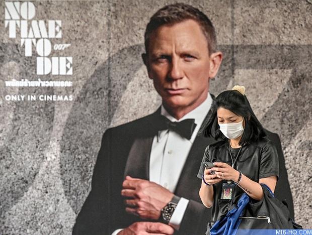 Fan James Bond viết tâm thư đề nghị hoãn chiếu No Time to Die để phòng tránh COVID-19 - Ảnh 2.