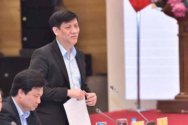 Thứ trưởng Bộ Y tế: Kịch bản cách ly 4 vòng đã áp dụng tại Sơn Lôi rất hiệu quả - Ảnh 1.