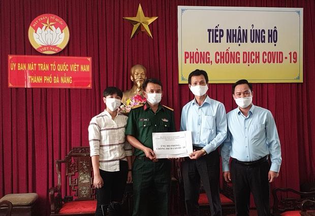 Hình ảnh đẹp: Công dân cách ly tại Đà Nẵng quyên góp ủng hộ quỹ phòng, chống dịch Covid-19 - Ảnh 1.