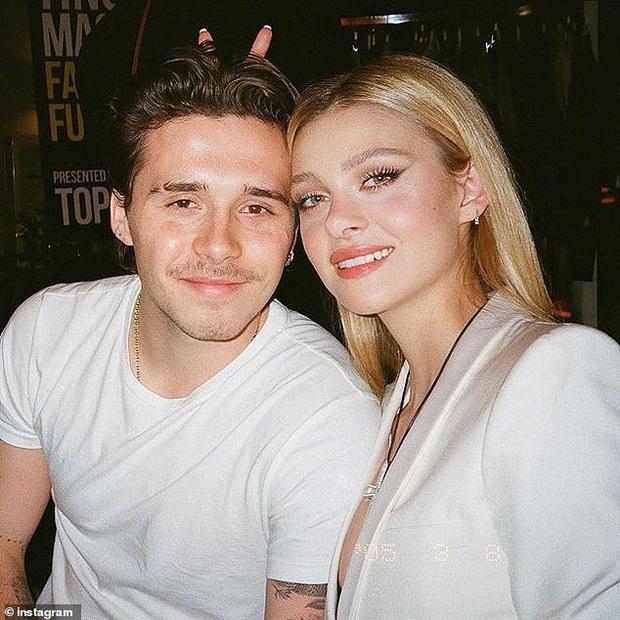 Tin vui giữa mùa dịch: Brooklyn Beckham chính thức dọn về chung nhà với bạn gái tiểu thư tỷ phú - Ảnh 2.