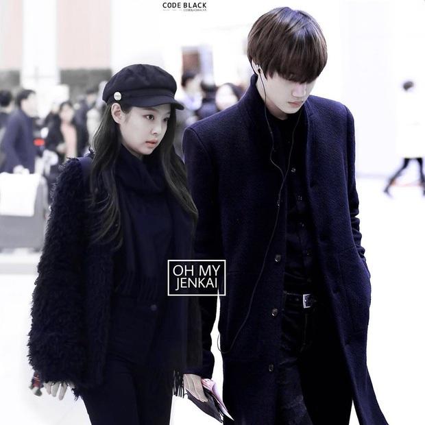 Cặp đôi thời trang phí của giời nhất đích thị là Jennie - Kai: Gái Chanel, trai Gucci chưa kịp làm bộ ảnh chung đã vội chia tay - Ảnh 10.