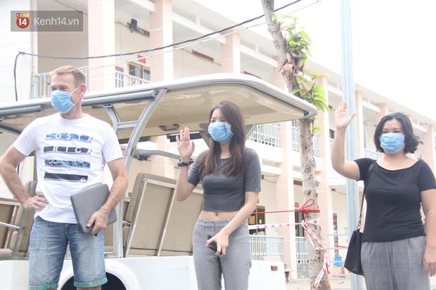Thêm 3 ca nhiễm Covid-19 tại TP.HCM khỏi bệnh, nam du khách Cộng hòa Czech bày tỏ sự hạnh phúc, biết ơn đất nước Việt Nam - Ảnh 4.
