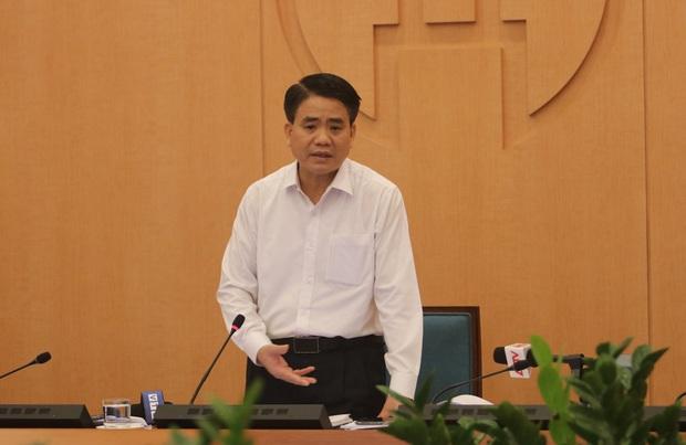 Chủ tịch Hà Nội: Người dân phải tự rà soát lại trong những ngày qua, tiếp xúc với ai cũng phải nghĩ đến hai chữ Bạch Mai - Ảnh 1.