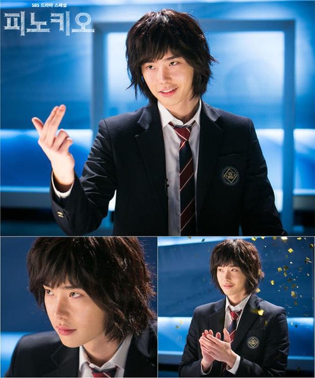 Khi tài tử cực phẩm phải bó tay vì tóc khó đỡ: Song Joong Ki - Hyun Bin hóa thím, ngã ngửa khi kéo đến Park Seo Joon - Ảnh 12.