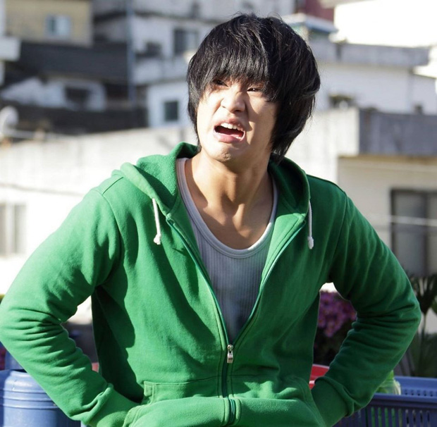 Khi tài tử cực phẩm phải bó tay vì tóc khó đỡ: Song Joong Ki - Hyun Bin hóa thím, ngã ngửa khi kéo đến Park Seo Joon - Ảnh 2.