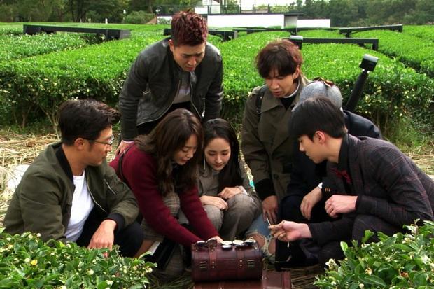 Running Man, Weekly Idol, Radio Star... loạt show thực tế đỉnh cao Hàn Quốc để cày sạch trong mùa dịch! - Ảnh 12.