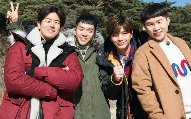Running Man, Weekly Idol, Radio Star... loạt show thực tế đỉnh cao Hàn Quốc để cày sạch trong mùa dịch! - Ảnh 15.