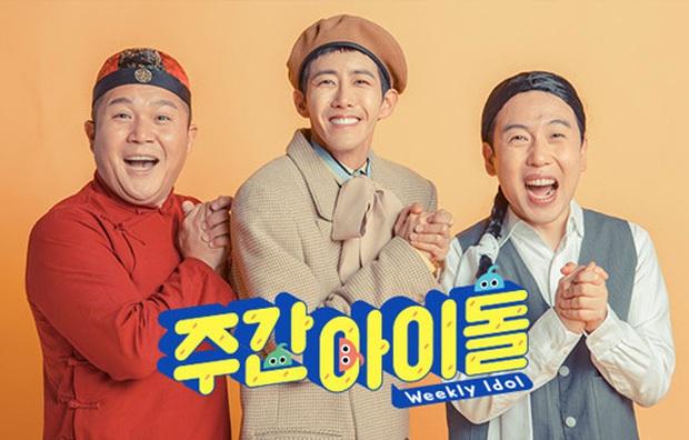 Running Man, Weekly Idol, Radio Star... loạt show thực tế đỉnh cao Hàn Quốc để cày sạch trong mùa dịch! - Ảnh 19.