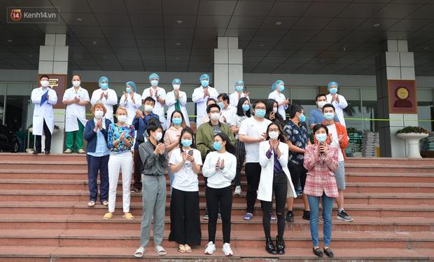 Tin vui: Thêm 27 bệnh nhân Covid-19 khỏi bệnh, Việt Nam điều trị thành công 122 ca bệnh - Ảnh 1.