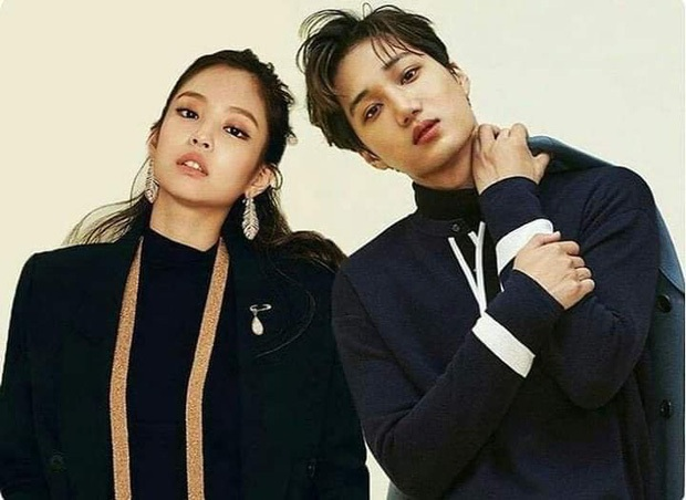 Cặp đôi thời trang phí của giời nhất đích thị là Jennie - Kai: Gái Chanel, trai Gucci chưa kịp làm bộ ảnh chung đã vội chia tay - Ảnh 6.
