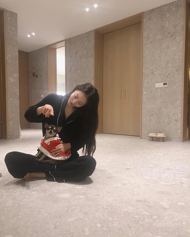 Ngắm thời trang mặc nhà của sao Hàn, bạn sẽ muốn tậu vài ba bộ pyjama ngay vì thoải mái mà vẫn cute thế này cơ mà - Ảnh 9.