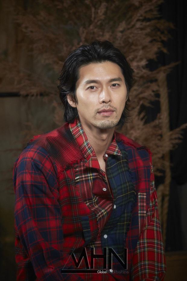 Khi tài tử cực phẩm phải bó tay vì tóc khó đỡ: Song Joong Ki - Hyun Bin hóa thím, ngã ngửa khi kéo đến Park Seo Joon - Ảnh 7.
