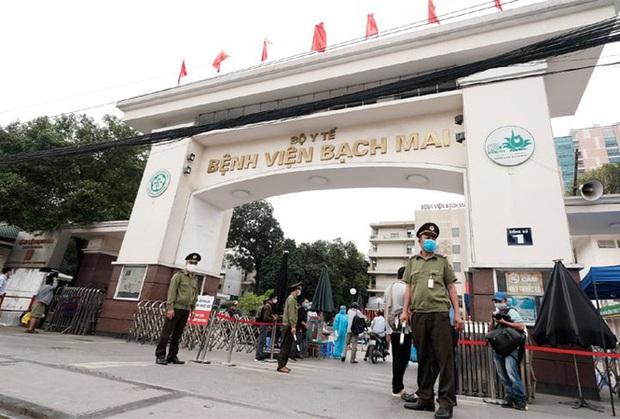 Công ty Trường Sinh không chỉ cung cấp dịch vụ cho Bệnh viện Bạch Mai - Ảnh 1.
