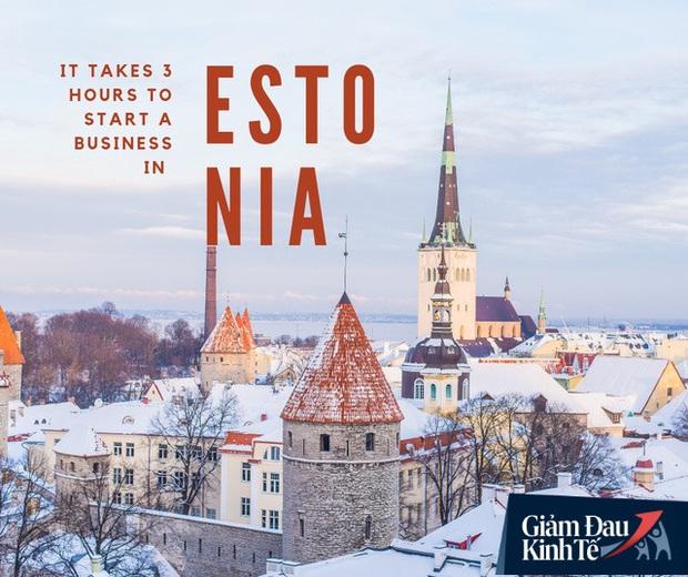 Estonia: Quốc gia nhỏ bé chống dịch Covid-19 hiệu quả tại Châu Âu nhờ chuyển đổi số và nguyên tắc 1 lần - Ảnh 2.