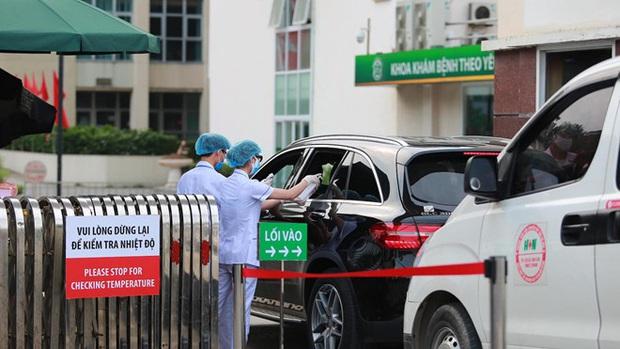 Thêm 9 ca nhiễm mới trong đó 8 ca liên quan ổ dịch Bạch Mai, Việt Nam ghi nhận 203 trường hợp mắc Covid-19 - Ảnh 1.