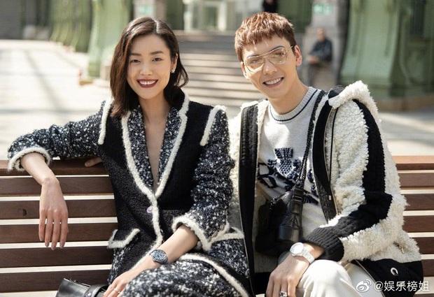 Rầm rộ tin Trần Vỹ Đình bị bắt quả tang hẹn hò Liu Wen, thêm cặp trai xinh gái đẹp không ai ngờ khiến Weibo dậy sóng - Ảnh 10.