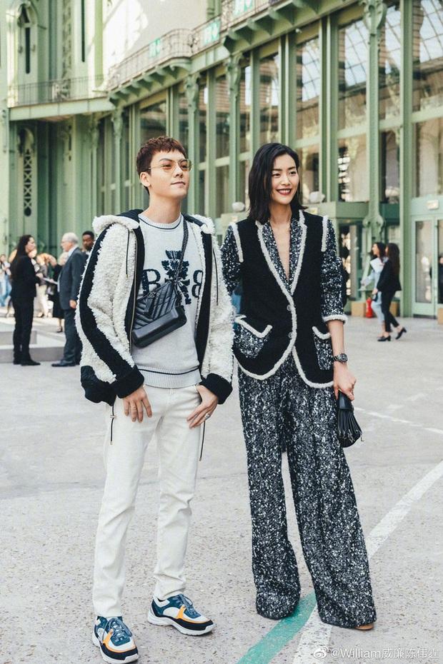 Rầm rộ tin Trần Vỹ Đình bị bắt quả tang hẹn hò Liu Wen, thêm cặp trai xinh gái đẹp không ai ngờ khiến Weibo dậy sóng - Ảnh 9.