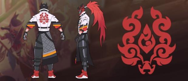 Liên Quân Mobile: Garena trình làng The Phantom Mask Hayate - skin mang bản sắc Thái Lan mới - Ảnh 5.