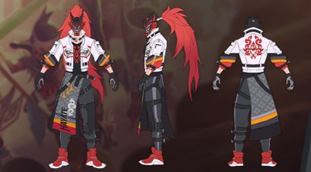 Liên Quân Mobile: Garena trình làng The Phantom Mask Hayate - skin mang bản sắc Thái Lan mới - Ảnh 6.