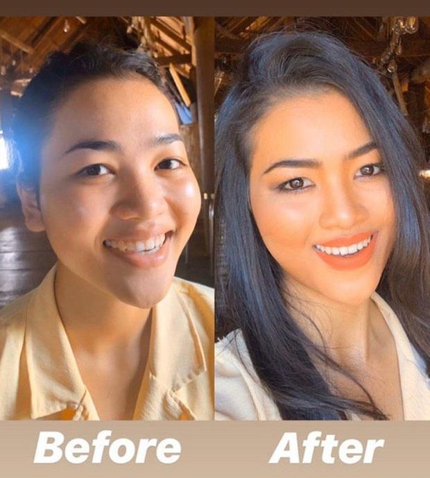HHen Niê tiếp tục chứng minh gia đình có gen Hoa hậu: Cháu gái lớp 11 đã có nét sắc sảo, bất ngờ nhất là khi make up - Ảnh 3.