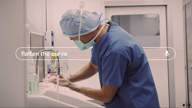 Giữa cuộc chiến chống dịch Covid-19, Google thực hiện video tri ân nhân viên y tế toàn cầu - Ảnh 1.