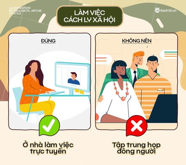 INFOGRAPHIC: Thực hiện cách ly toàn xã hội từ hôm nay và đây là những điều bạn cần hiểu đúng - Ảnh 3.