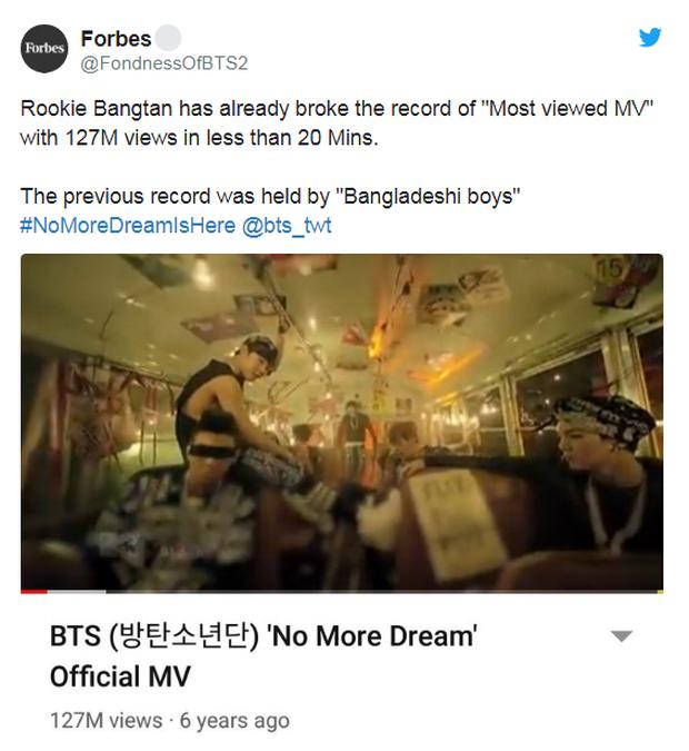 Nhóm nhạc nam vừa debut đã đe doạ cả BTS: MV đạt hơn 120 triệu lượt xem chỉ sau 20 phút phát hành, đánh chiếm hàng lọt top trend trên Twitter - Ảnh 3.