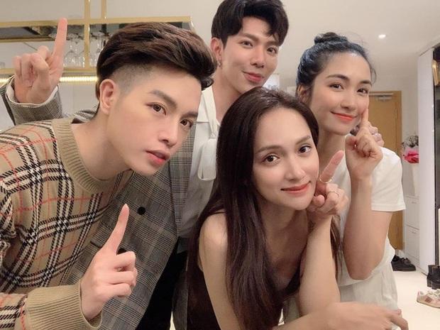 """Hội bạn thân Vbiz cực chăm pha trò: BB Trần - Hải Triều không ngại mất hình tượng, """"bá đạo"""" nhất là gia đình Hoa dâm bụt - Ảnh 2."""