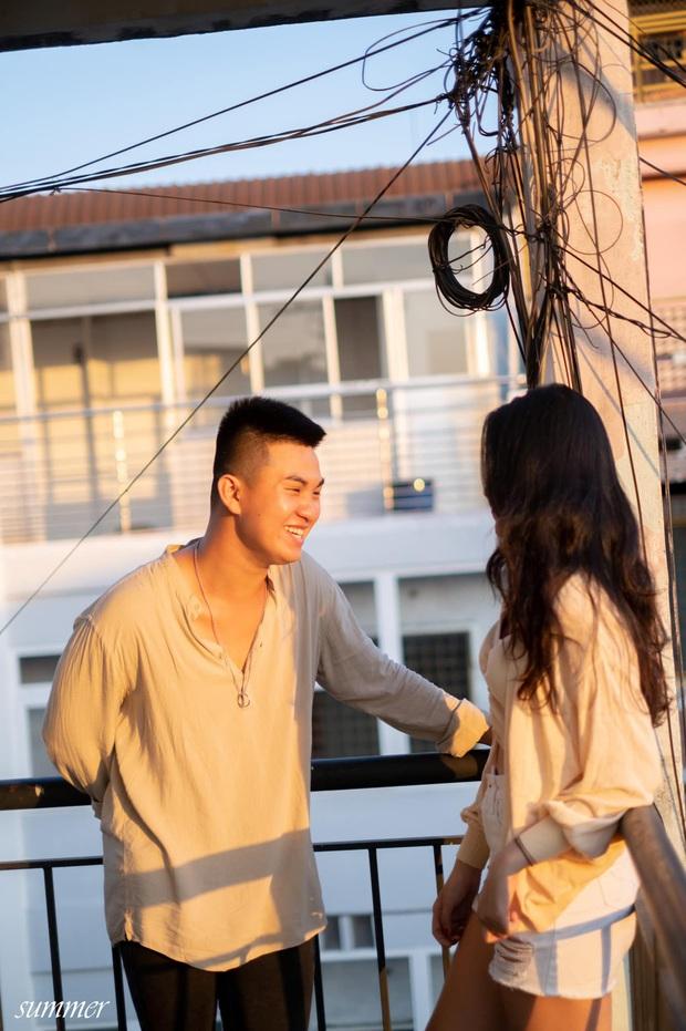 Cô bạn Sài Gòn thoát ế trong khu cách ly: Chốt nhanh gọn chỉ nhờ 1 ly trà sữa, khi đi một mình khi về một đôi - Ảnh 2.