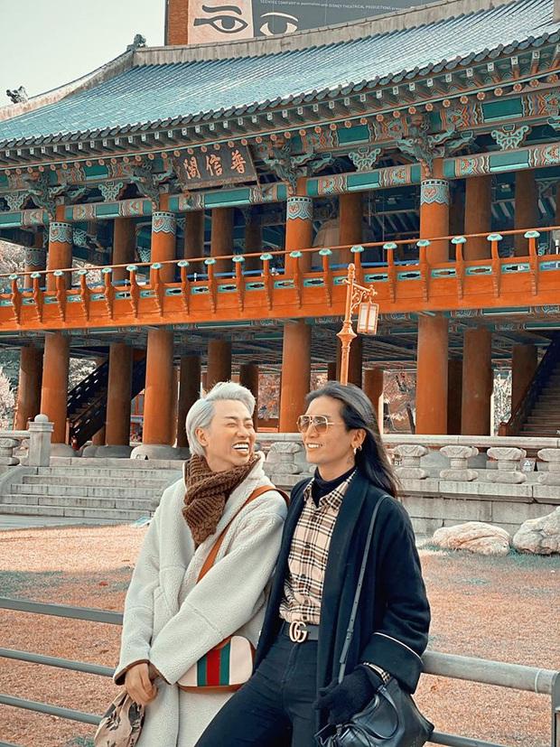 """Hội bạn thân Vbiz cực chăm pha trò: BB Trần - Hải Triều không ngại mất hình tượng, """"bá đạo"""" nhất là gia đình Hoa dâm bụt - Ảnh 8."""