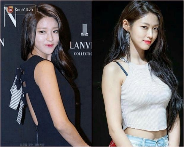 5 mỹ nhân Kpop thế hệ mới thay đổi chóng mặt nhất: Idol xấu nhất lịch sử lột xác, người đen nhẻm lên hạng nữ thần - Ảnh 3.