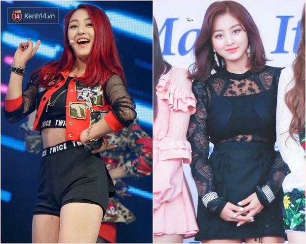 5 mỹ nhân Kpop thế hệ mới thay đổi chóng mặt nhất: Idol xấu nhất lịch sử lột xác, người đen nhẻm lên hạng nữ thần - Ảnh 6.