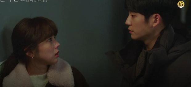 Jung Hae In bị mắng không kịp vuốt mặt ở tập 3 A Piece of Your Mind: Ngừng mấy việc sởn da gà như thế đi! - Ảnh 4.