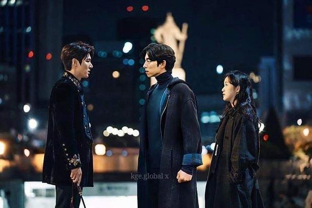 Lee Min Ho và Kim Go Eun ván chưa đóng thuyền đã bị hội nằm nhà tránh dịch photoshop đánh ghen tung toé trên mạng?  - Ảnh 2.