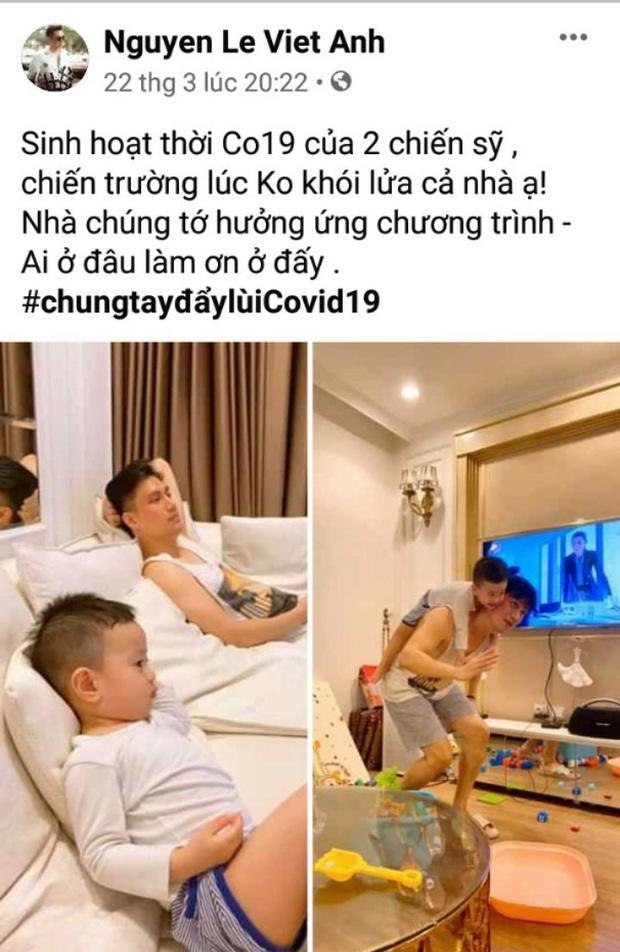 Ngó nghiêng mạng xã hội xem diễn viên Việt làm gì mùa COVID-19? - Ảnh 9.