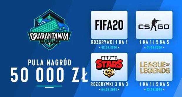 Chính quyền Ba Lan tổ chức giải CS:GO, LMHT, FIFA20… để khuyến khích học sinh ở nhà tránh dịch COVID-19 - Ảnh 1.
