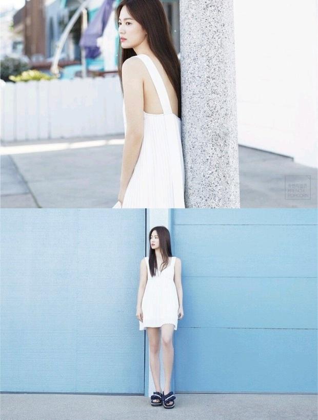 Quý cô độc thân hot nhất Kbiz gọi tên Song Hye Kyo: Diện váy ngắn khoe body nuột nà đến gái đôi mươi cũng phải ghen tị - Ảnh 11.