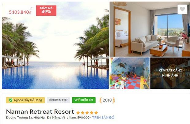 Đi du lịch mùa Covid-19: Hàng loạt khách sạn, resort 5 sao đồng loạt tung khuyến mãi, có nơi giảm giá sâu tận 80% chống ế - Ảnh 8.