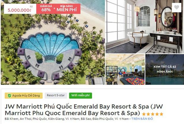 Đi du lịch mùa Covid-19: Hàng loạt khách sạn, resort 5 sao đồng loạt tung khuyến mãi, có nơi giảm giá sâu tận 80% chống ế - Ảnh 12.