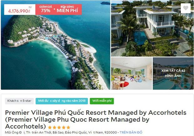 Đi du lịch mùa Covid-19: Hàng loạt khách sạn, resort 5 sao đồng loạt tung khuyến mãi, có nơi giảm giá sâu tận 80% chống ế - Ảnh 16.