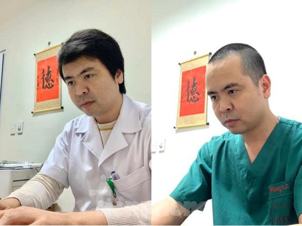 Phút thư giãn hiếm hoi của y, bác sĩ nơi tuyến đầu chống dịch COVID-19 - Ảnh 5.