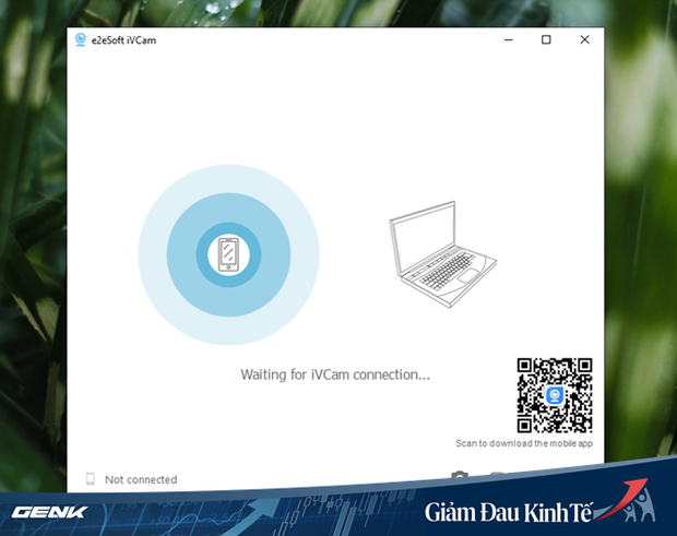 Họp trực tuyến nhưng máy tính không có webcam? Hãy tận dụng ngay chiếc smartphone của bạn - Ảnh 5.