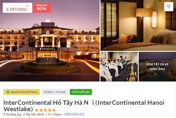 Đi du lịch mùa Covid-19: Hàng loạt khách sạn, resort 5 sao đồng loạt tung khuyến mãi, có nơi giảm giá sâu tận 80% chống ế - Ảnh 6.