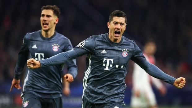 10 ngôi sao bóng đá hưởng lương cao nhất châu Âu hiện nay - Ảnh 1.