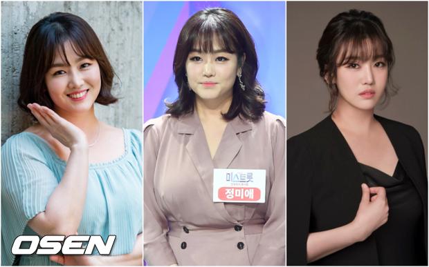 Bỗng lột xác giống đại mỹ nhân Song Hye Kyo đến bất ngờ hậu giảm cân, nữ ca sĩ Hàn lại bị netizen khủng bố - Ảnh 4.
