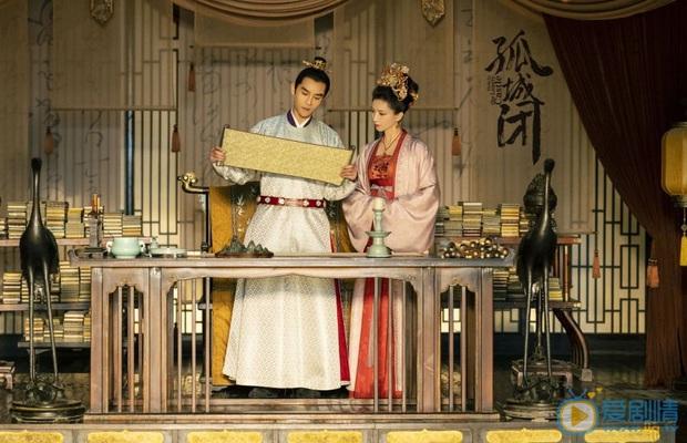 Bom tấn cổ trang Cô Thành Bế và loạt phim Hoa Ngữ đình đám đổ bộ truyền hình tháng 3 - Ảnh 10.