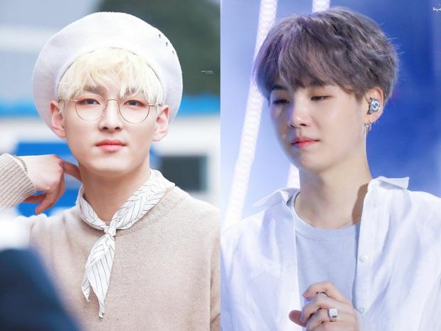 Những hội bạn thân Kbiz ít ai ngờ: Chanyeol, Wendy, Suga thân cùng 1 idol, team bạn BLACKPINK chưa sốc bằng Jin (BTS) - Ảnh 6.